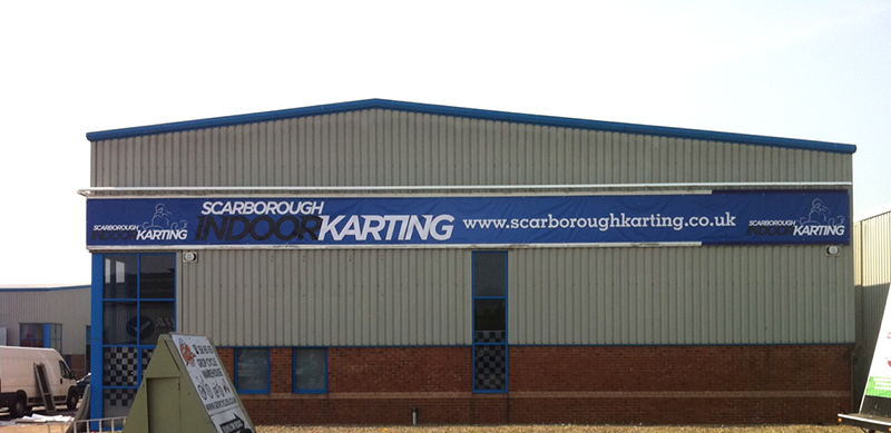 Banner printing North Yorkshire, Scarborough, York, Yorkshire